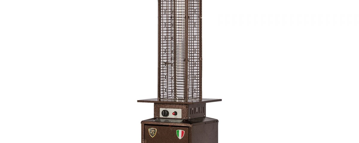 Glass Tube Famle patio heater